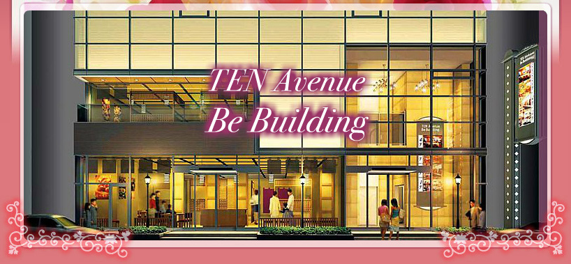 TEN Avenue Be Building